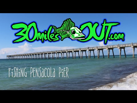 FISHING - Pensacola Beach Pier