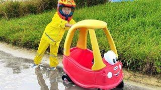 سينيا تشتري سيارات مكسورة. مجموعة من أشرطة الفيديو حول السيارات