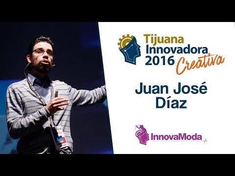 TI2016 Creativa: Juan José Díaz, Moda Economía Naranja