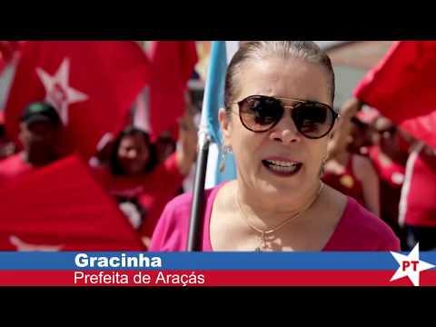 Campanha 2018 Dep. Fátima Nunes (Araças - Ba)