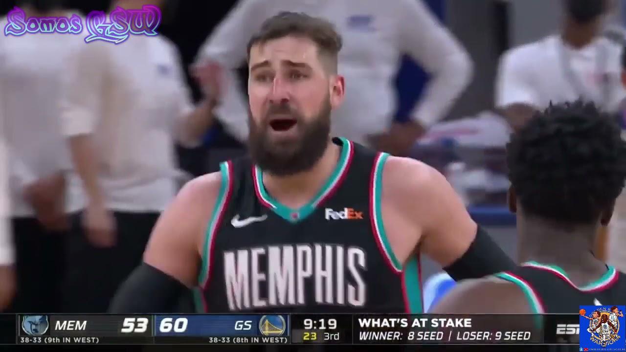 Golden State Warriors Vs Memphis , Full Game, Highlights, 2020 2021 season