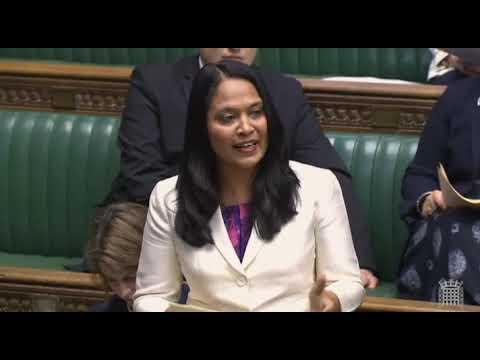 Rushanara Ali MP - Universal Credit Debate 17/10/2018