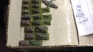 The Look of Battles to Come 6mm
