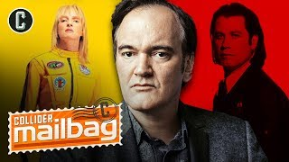 Predicting Quentin Tarantino's 10th and Final Film - Mailbag