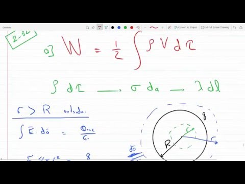 Find the energy stored in a uniformly charged solid sphere of radius R and charge q 2-32 a and 2-28