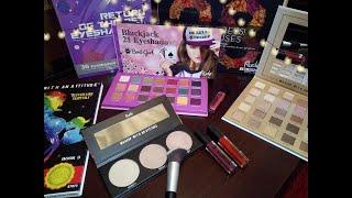 Haul maquillage BEAUTYJOINT  (RUDE COSMÉTIQUES)+ surprise