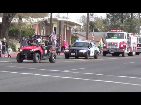 Lassen County Veterans Day 2013