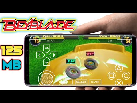 (125MB) How To Download 3D Beyblade Game For Android