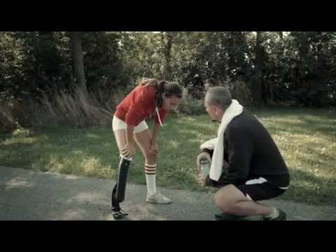 It's more than sport (:60s): A Canadian Paralympic Committee commercial