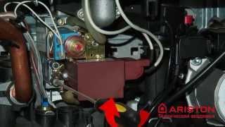 Газовый котел Ariston  | Регулировка давления газа | Лемакс Алматы(, 2015-03-13T08:38:25.000Z)