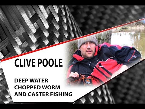 Spring commercial fishing with Worm and caster with Clive Poole