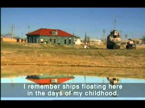 Resurrecting the Aral Sea