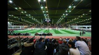 1. Tag Endrunde der 35. Hallenstadtmeisterschaft 2018/2019