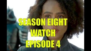 Preston's Game of Thrones Season Eight Watch - Season 8 Episode 4 Last of the Starks Review