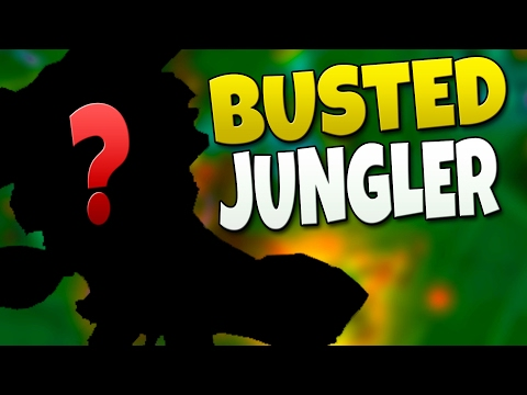 THE BUSTED OP JUNGLER THAT NOBODY PLAYS - League of Legends Season 7