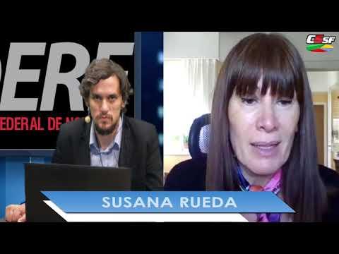 Susana Rueda: Necesitamos más Estado, no cagar a tiros como dice Sain