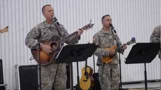Wagon Wheel - Six String Soldiers at Smithsonian