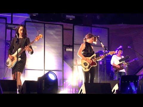 Warpaint - So Good (Live HD) Santa Monica Pier 8-17-17