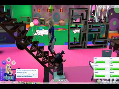 The Sims 4 - #Parenthood -The Starlite Bunch  (Part 1) |