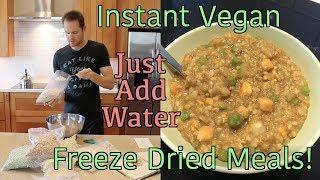 Freeze Dried Prepared Food 😲 SOS-Free!