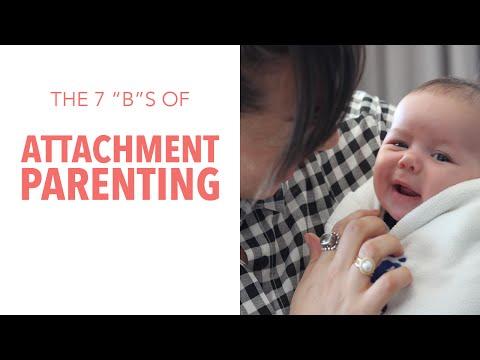 LoveParenting: 7 B's of Attachment Parenting