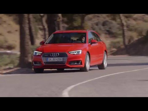 Audi A4: HUD (Head-Up Display) :: [1001cars]