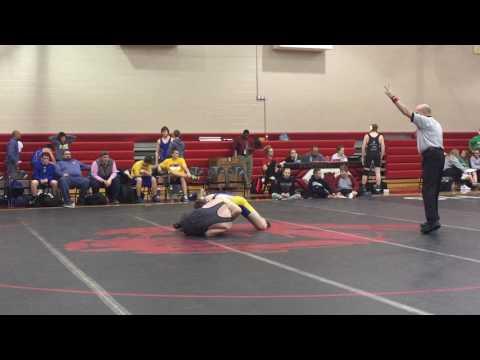 Wrestling St Pius X vs Plattsburg High School