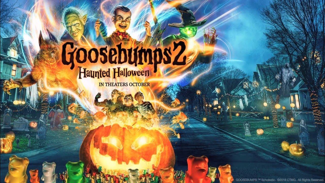 soundtrack goosebumps 2: haunted halloween (theme song 2018