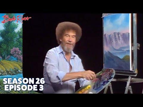 Bob Ross - First Snow (Season 26 Episode 3)