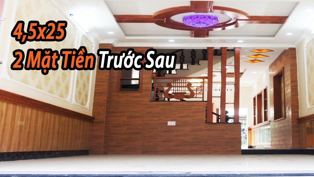 Nhà 2 Mặt Tiền Trương Vĩnh Ký, Tân Thành, Tân Phú Rất Đẹp | Videoland.com.vn