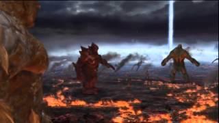 LA VENGANZA DE LOS TITANES HD - God of War - Evanescence (Bring Me To Life)