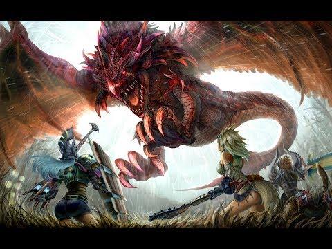 Monster Hunter World - High Rank Hunt All Morning! - Farming Greatness - Monster Hunter #05