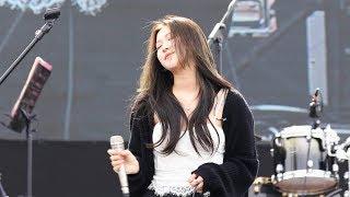 170923 백예린(Baek Yerin) - Bye bye my blue [렛츠락페스티벌] 4K 직캠 by 비몽