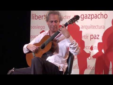 Concierto: Antonio López Palacios (guitarra)