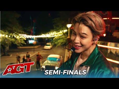 K-pop Group BTS on America's Got Talent! WOW! Dynamite 💥