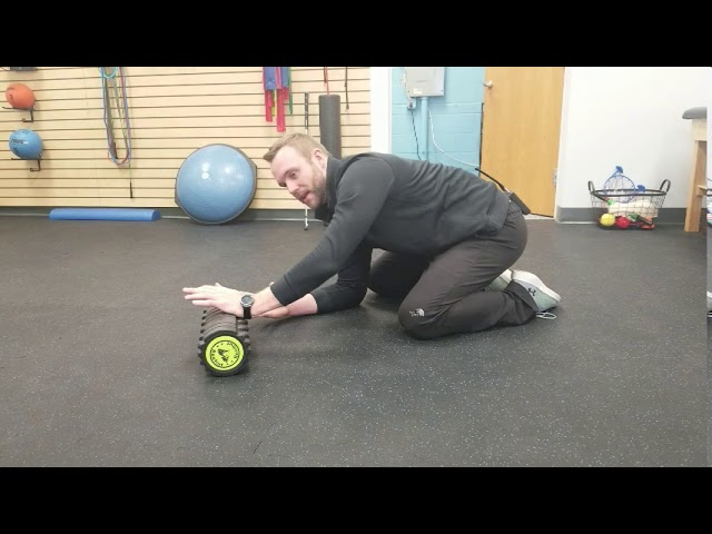 Reach, Roll, and Lift for Scapular Stability | Chesterfield Chiropractor