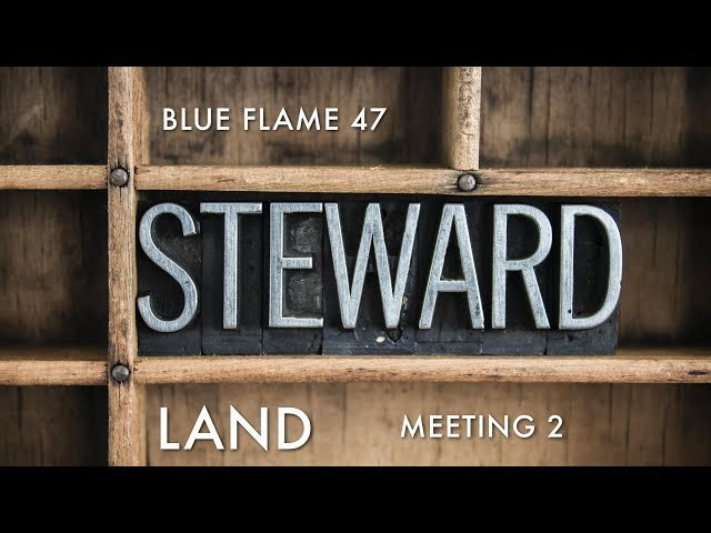 Land Stewardship Meeting 2