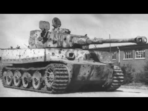 The Tiger Tank That Wouldn T Die