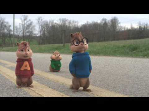 Chris Brown - Grass Ain't Greener (Chipmunks)