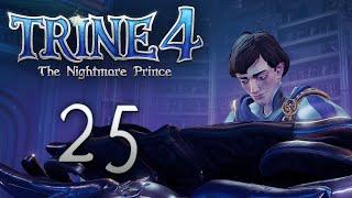Trine 4: The Nightmare Prince - Кооперативное прохождение игры - Заснеженные вершины ч.1 [#25]   PC
