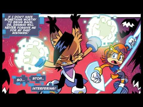 Sonic Universe Issue #74 - Worlds Unite in 2