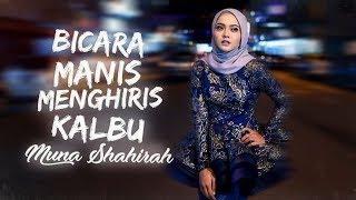 Dato' Siti Nurhaliza ~ Bicara Manis Menghiris Kalbu (Cover by Muna Shahirah)