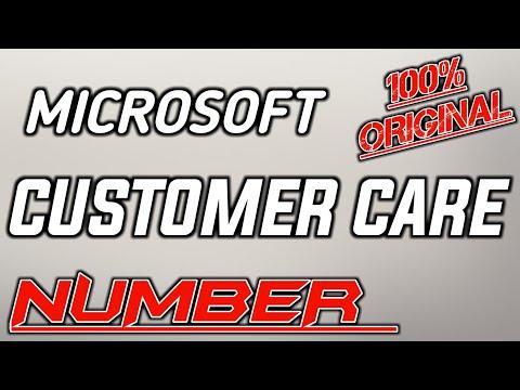 Microsoft Customer Care Number 2019   Microsoft Helpline Number INDIA