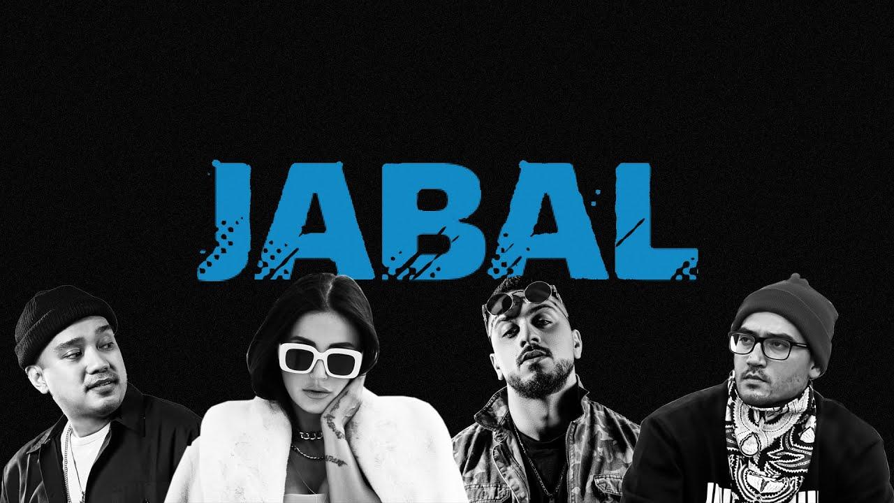 Jabal - Tina Yamout, Menon, Raben, Swerte (Prod by Big Moe)