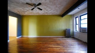 rented New York apartment tour Flatbush Brooklyn one bedroom $1500 $300 Under market