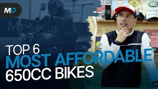 Download Top 6 Most Affordable 650cc Bikes - Behind a Desk