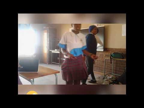 Dope Fam ungas'phapheli (gwara gwara and benga dance)