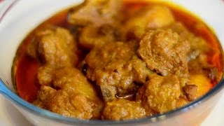 Beef Curry - Bangladeshi Style - Eid Special
