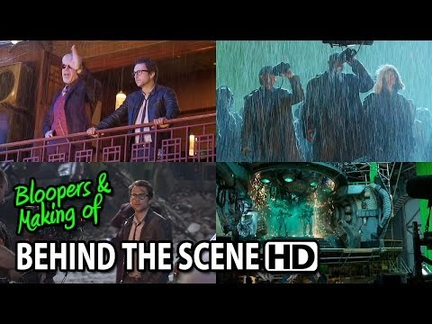 Pacific Rim (2013) Making of & Behind the Scenes (Part3/3) streaming vf