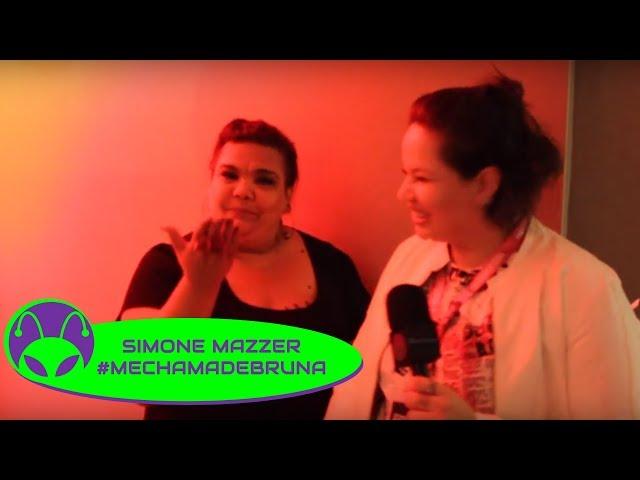 #MECHAMADEBRUNA | 3ª Temporada | Simone Mazzer fala sobre a Samira!